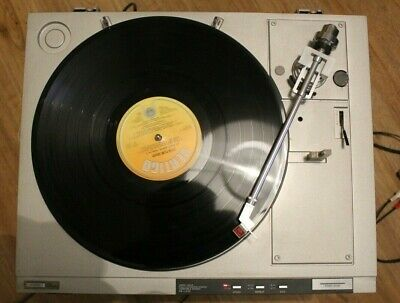 Vintage SONY PS-LX33 Direct Drive Turntable