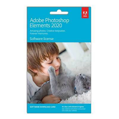 Adobe - Photoshop Elements 2020 - Mac - Digital Delivery