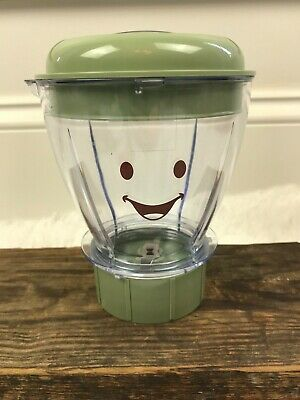Magic Bullet Baby Food Blender Replacement Accessories Part Batchbowl Blade Lid