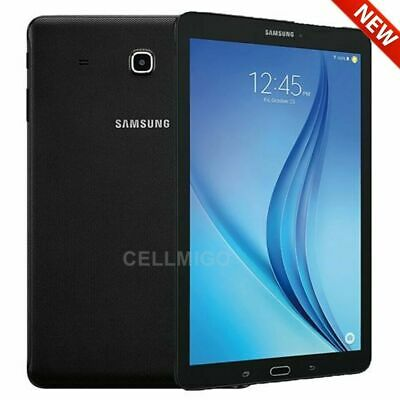 "Samsung Galaxy Tab E (16GB) 9.6"" SM T560 Android WIFI Tablet (USA SEALED BOX)"