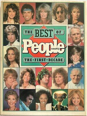 Vintage The Best of People Weekly The First Decade 1984