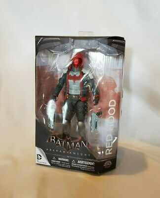 Batman Arkham Knight Red Hood Figure DC Collectibles 2015