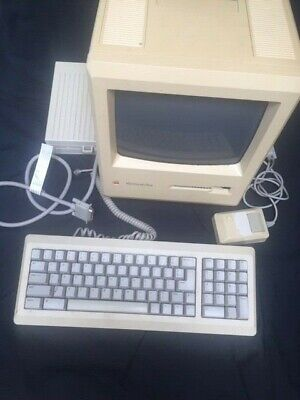 Vintage Apple Macintosh Plus
