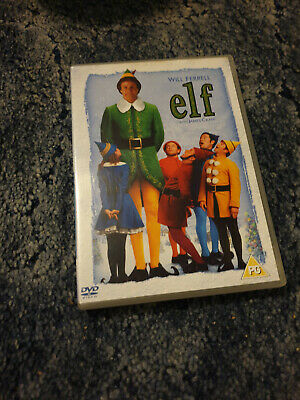 Elf (DVD, 2005) 2 Disc Special Edition