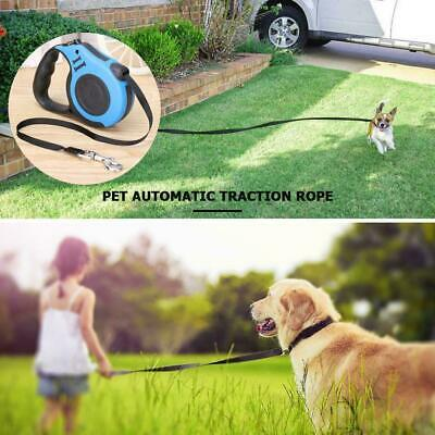 Hot Dog Leash Retractable Walking Collar Automatic Traction Small Pet Rope Q5Q1