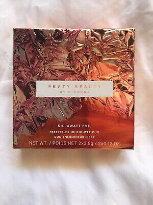 FENTY BEAUTY Killawatt Foil Freestyle Highlighter Duo BNIB