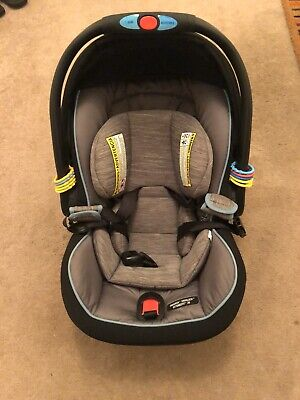 Graco SnugRide SnugLock Extend2Fit 35 Infant Car Seat Lucas 2053005 Rear Facing