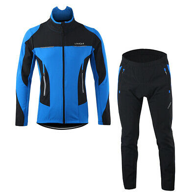 Lixada Men/'s Outdoor Cycling Jacket Winter Thermal Breathable Comfortable A2L4