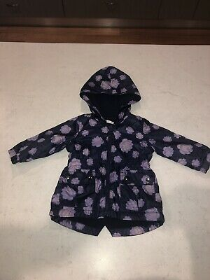 Baby Girls Winter Coat Size 0