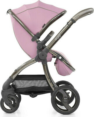 Egg Strictly Pink Stroller And Carrycot