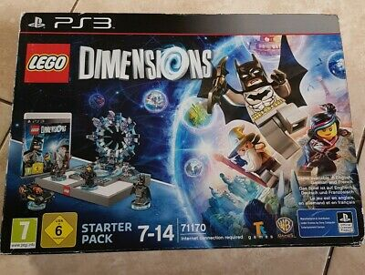 LEGO Dimensions: Starter Pack (PS3) NEW