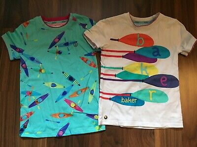 2x Age 3-4 Boys Ted Baker T-shirts