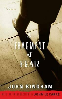 A Fragment of Fear by John Bingham (English) Paperback Book Free Shipping!