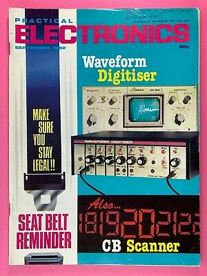 PRACTICAL ELECTRONICS - Magazine - September 1982 - Waveform Digitiser