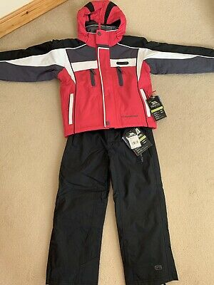 Trespass Kids Snow Suit / Ski Suit Size 5-6 Years New With Tags Girl Or Boy