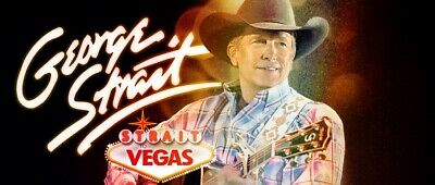 George Strait Tickets-Friday, Las Vegas-December 6th T-Mobile Arena
