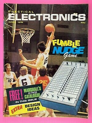 PRACTICAL ELECTRONICS - Magazine - April 1978 - Electronic Keyswitch