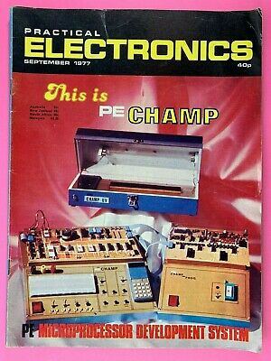 PRACTICAL ELECTRONICS - Magazine - September 1977 - Frequency Counter/Timer