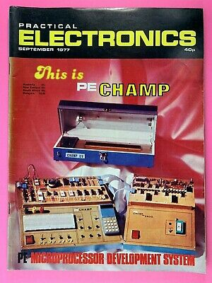 PRACTICAL ELECTRONICS - Magazine - Sept 1977 - Microprocessor Development System