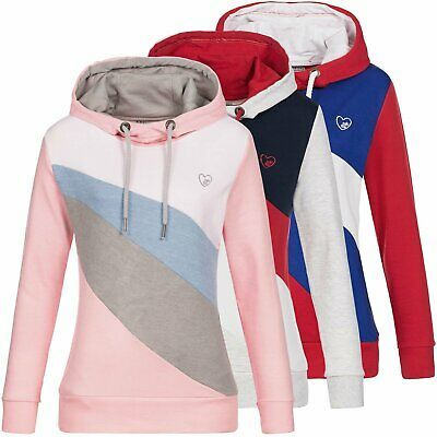 37% OFF B18103570 Damen Eight2Nine Pullover Hoodie Kapuze
