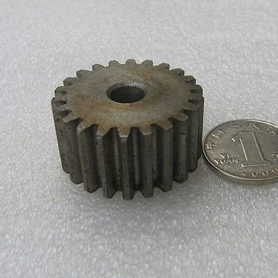 45# Steel Motor Spur Pinion Gear 3.0Mod 19/20/21/22Tooth Thickness 30mm x 1Pcs