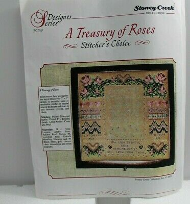A TREASURY OF ROSES, Stoney Creek collection 2000 kit