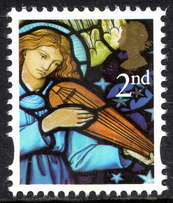 GB 2011 SG3186a 2nd Class Angel Morris & Co Booklet Perf 14½ x 14 Unmounted Mint