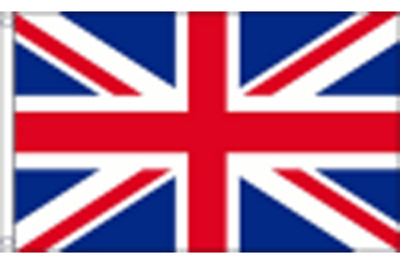 COFFINS IDEAL FOR FUNERALS FLAG BRITAIN REMEMBERS 8ft X 5ft