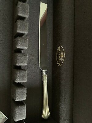 Reed And Barton Sterling Silver Cake Knife
