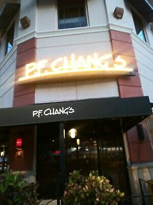 $150 worth of PF Changs Gift Cards with pin attached for 70