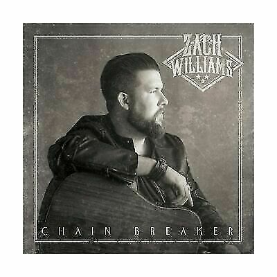 Chain Breaker by Zach Williams (CD, Jan-2017, Essential) NEW IN SHRINK WRAP