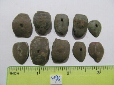 Ancient bronze artifacts Viking, Kievan Rus 10-11 AD № 619/7