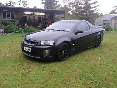 supercharged hsv maloo r8 ute