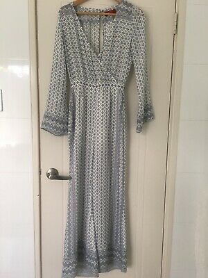TIGERLILY Abstract Jumpsuit Size 6 NWOT