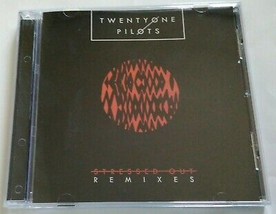 Twenty One Pilots - Stressed out. Remixes (CD, Maxi-Single, 15 tracks) 2016