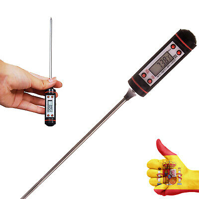 Termómetro digital de cocina kitchen digital food thermometer barbacoa new