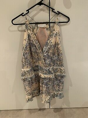 Zimmermann Playsuit - Size 0