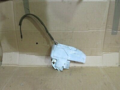 Vauxhall Movano B F3500 Mk2 2010-2019 Driver Side Rear Door Lock P/N: 8200766891