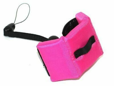 Pink Floating wrist strap for waterproof cameras for AW100, AW110, XP150, XP170