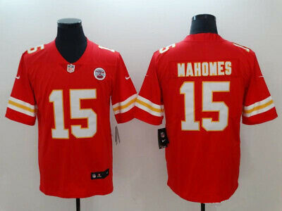 15 Patrick Mahomes Kansas City Chiefs Untouchable Jersey Stitched