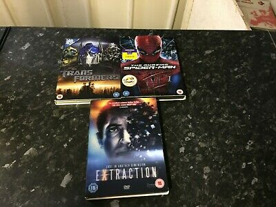 Science Fiction Dvd Bundle Job Lot Perfect Stocking Fillers