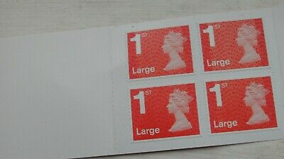 Royal Mail first class large stamps