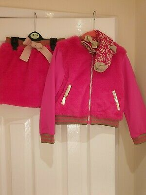Gorgeous BNWOT Pink A DEE OUTFIT Age 6