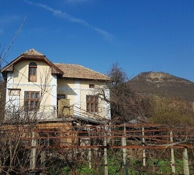 Near lake Bulgaria house property with land and outbuildings VT  -  Pay Monthly
