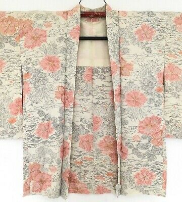 Gorgeous Vintage Japanese Kimono Haori Ideal Christmas Present