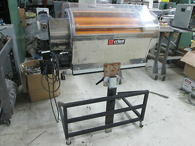 Crizaf Automation Model ATS 110V 1Ph Drum Separator W/Dayton DC Speed Cntrl