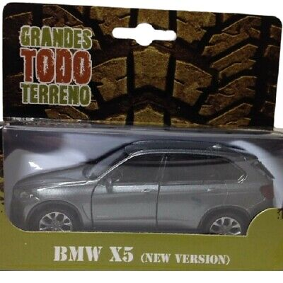 BMW X5 New Version 1:36-1:38 voitures de collection Grande tout terrain