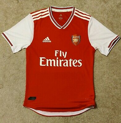 Mens Arsenal Home Shirt 2019-20 player version Size S