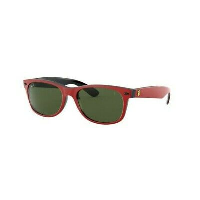 Sunglasses Ray-Ban NEW WAYFARER RB2132M Scuderia Ferrari F639/31 55 Red
