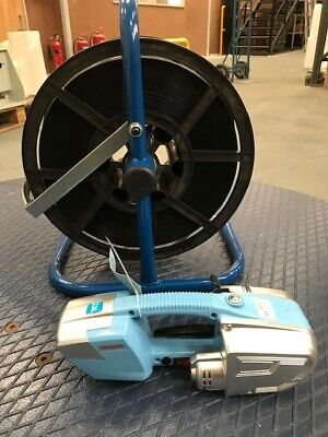 Pallet Banding Hand Strapper Battery Powered Rechargeable New £832 + Vat